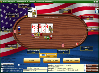 American poker rooms
